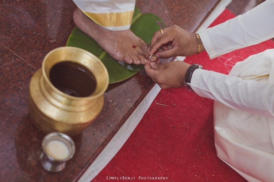 Tamil Hindu Wedding Ceremony at Railway Maha Ganapathy Temple and Reception at Adonis Bridal Ipoh_KL Photographer_146