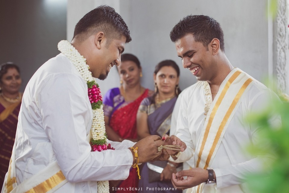 Tamil Hindu Wedding Ceremony at Railway Maha Ganapathy Temple and Reception at Adonis Bridal Ipoh_KL Photographer_150