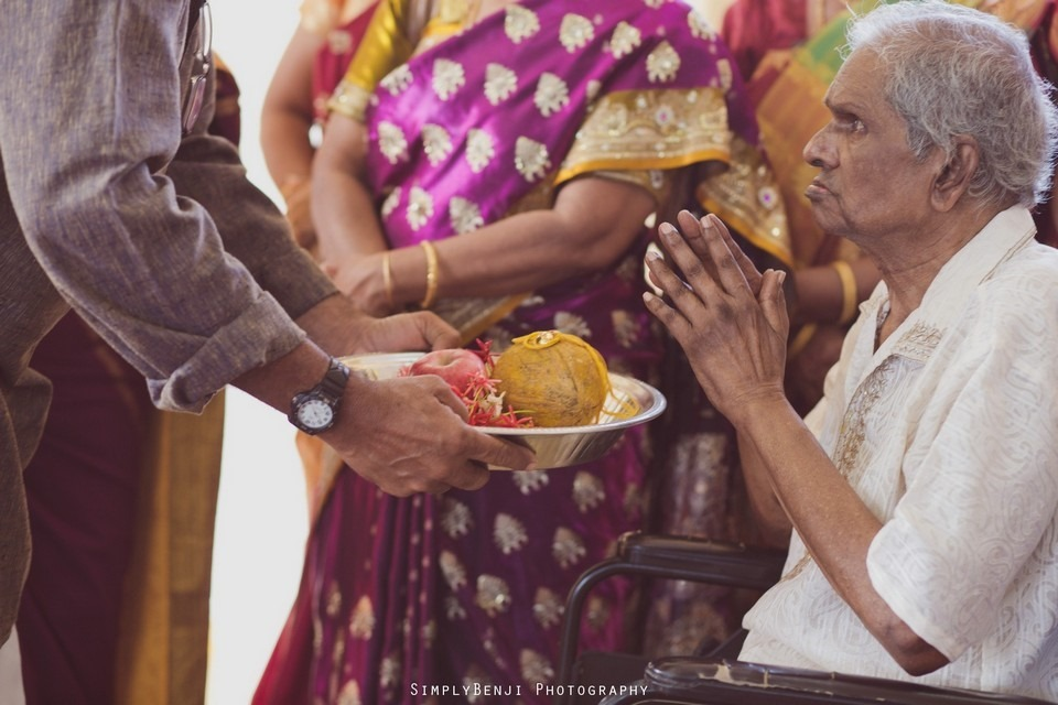 Tamil Hindu Wedding Ceremony at Railway Maha Ganapathy Temple and Reception at Adonis Bridal Ipoh_KL Photographer_180