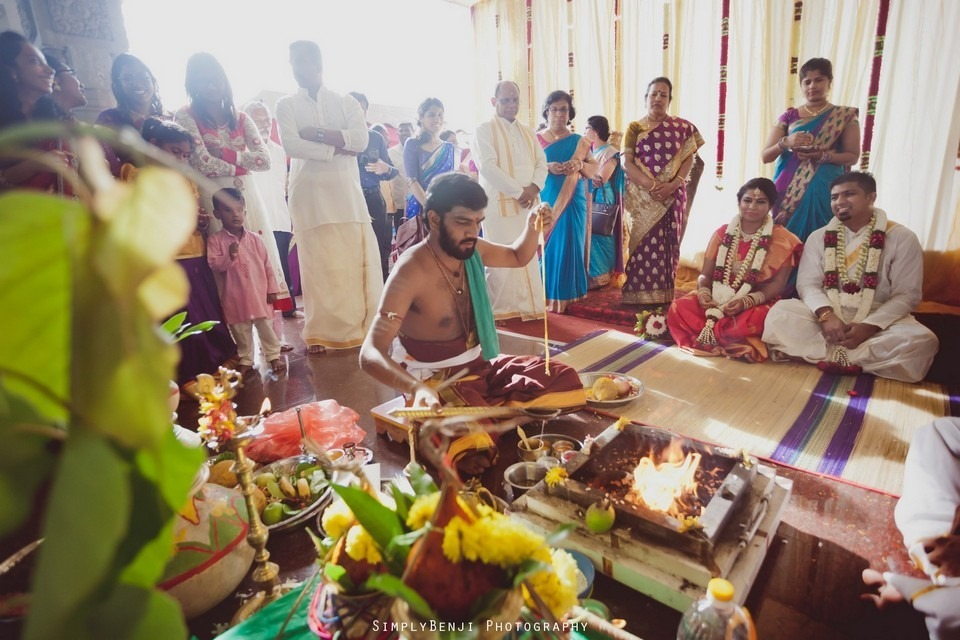 Tamil Hindu Wedding Ceremony at Railway Maha Ganapathy Temple and Reception at Adonis Bridal Ipoh_KL Photographer_186