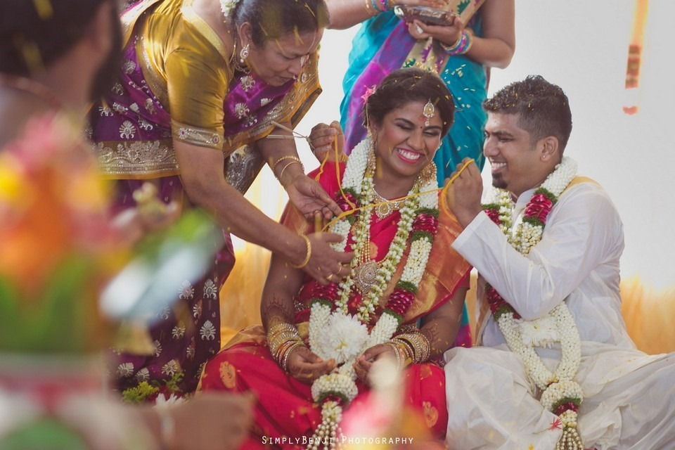 Tamil Hindu Wedding Ceremony at Railway Maha Ganapathy Temple and Reception at Adonis Bridal Ipoh_KL Photographer_188