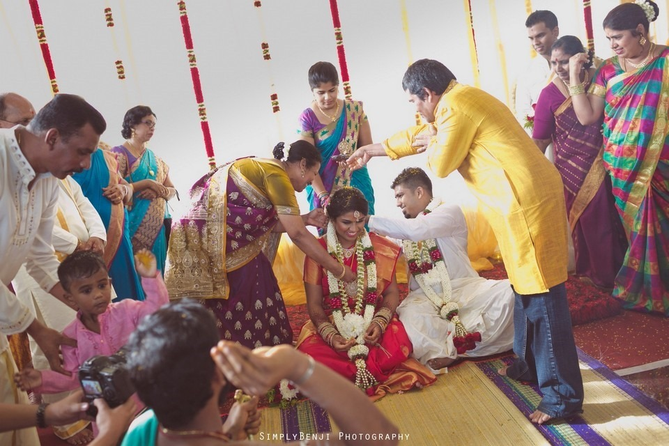 Tamil Hindu Wedding Ceremony at Railway Maha Ganapathy Temple and Reception at Adonis Bridal Ipoh_KL Photographer_190
