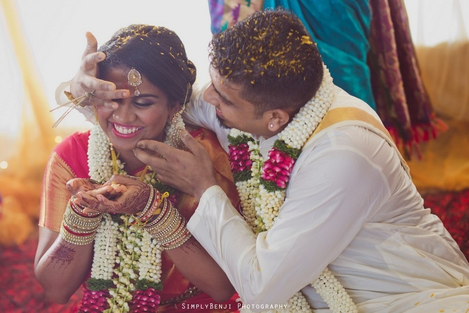 Tamil Hindu Wedding Ceremony at Railway Maha Ganapathy Temple and Reception at Adonis Bridal Ipoh_KL Photographer_193