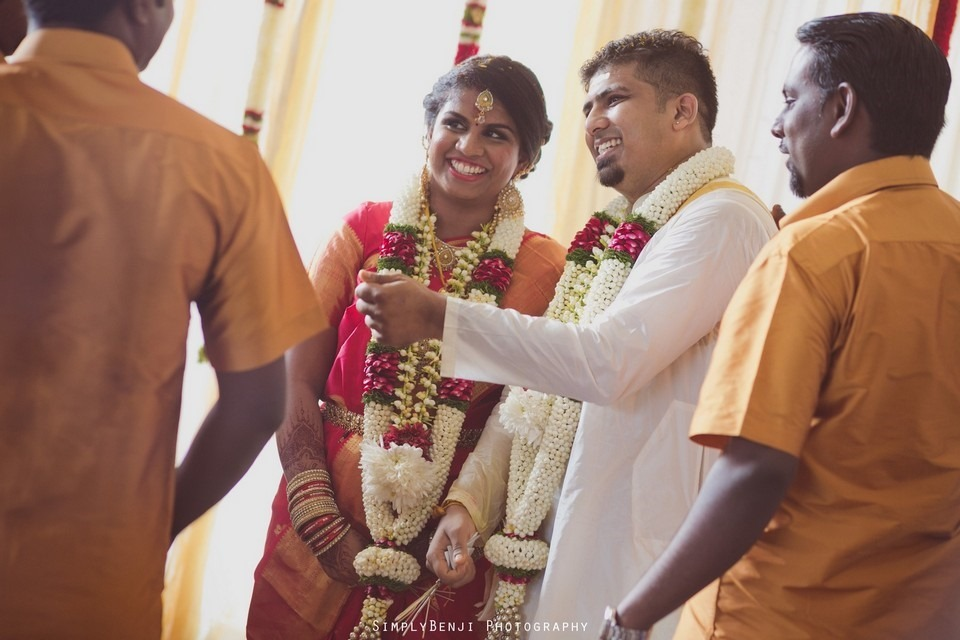Tamil Hindu Wedding Ceremony at Railway Maha Ganapathy Temple and Reception at Adonis Bridal Ipoh_KL Photographer_220