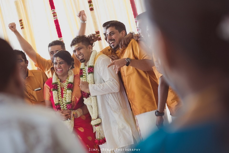 Tamil Hindu Wedding Ceremony at Railway Maha Ganapathy Temple and Reception at Adonis Bridal Ipoh_KL Photographer_221