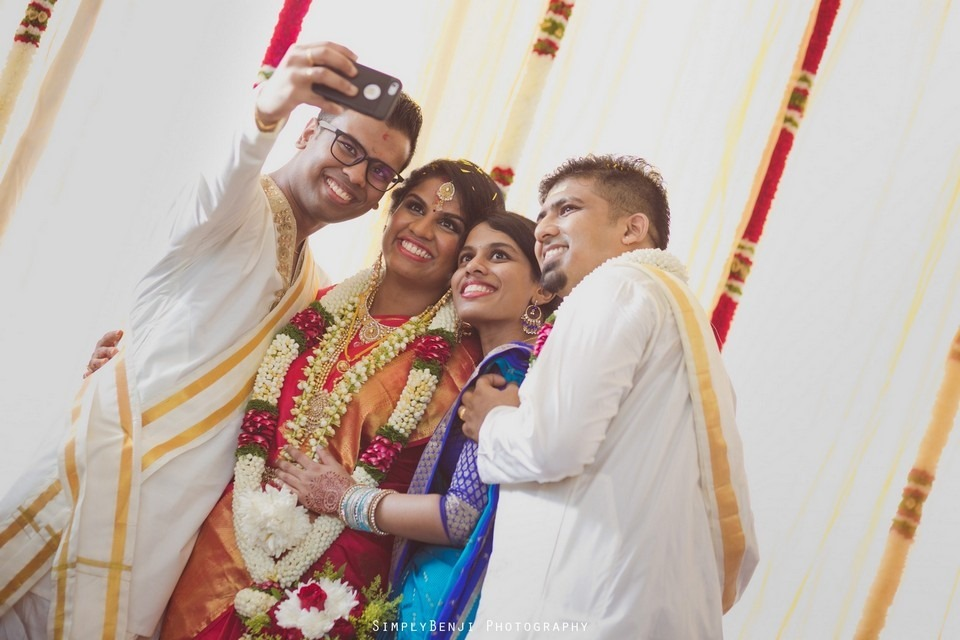 Tamil Hindu Wedding Ceremony at Railway Maha Ganapathy Temple and Reception at Adonis Bridal Ipoh_KL Photographer_227