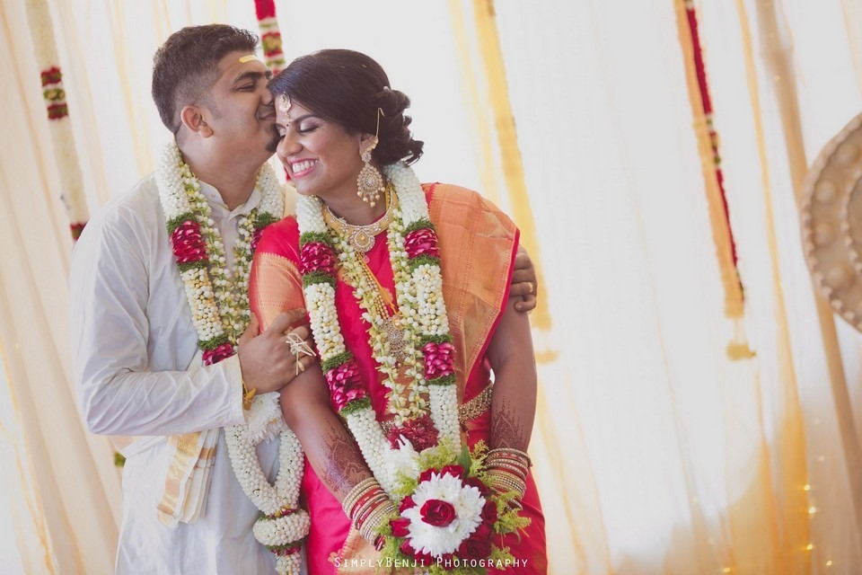 Tamil Hindu Wedding Ceremony at Railway Maha Ganapathy Temple and Reception at Adonis Bridal Ipoh_KL Photographer_232