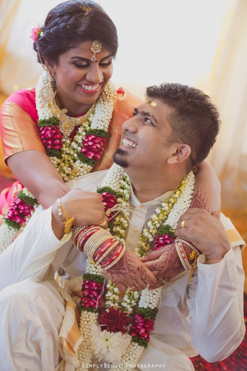 Tamil Hindu Wedding Ceremony at Railway Maha Ganapathy Temple and Reception at Adonis Bridal Ipoh_KL Photographer_234