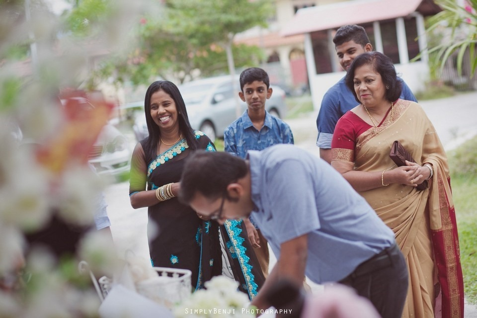 Tamil Hindu Wedding Ceremony at Railway Maha Ganapathy Temple and Reception at Adonis Bridal Ipoh_KL Photographer_240