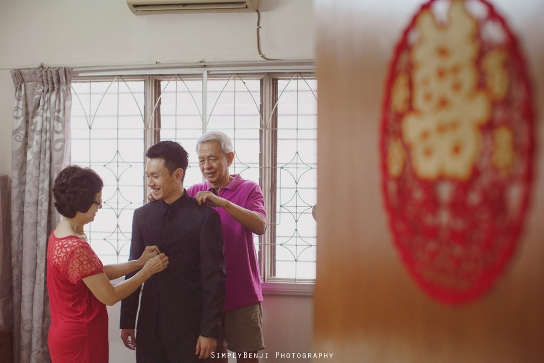 005_Chinese Wedding Gate Crashing at Petaling Jaya_005