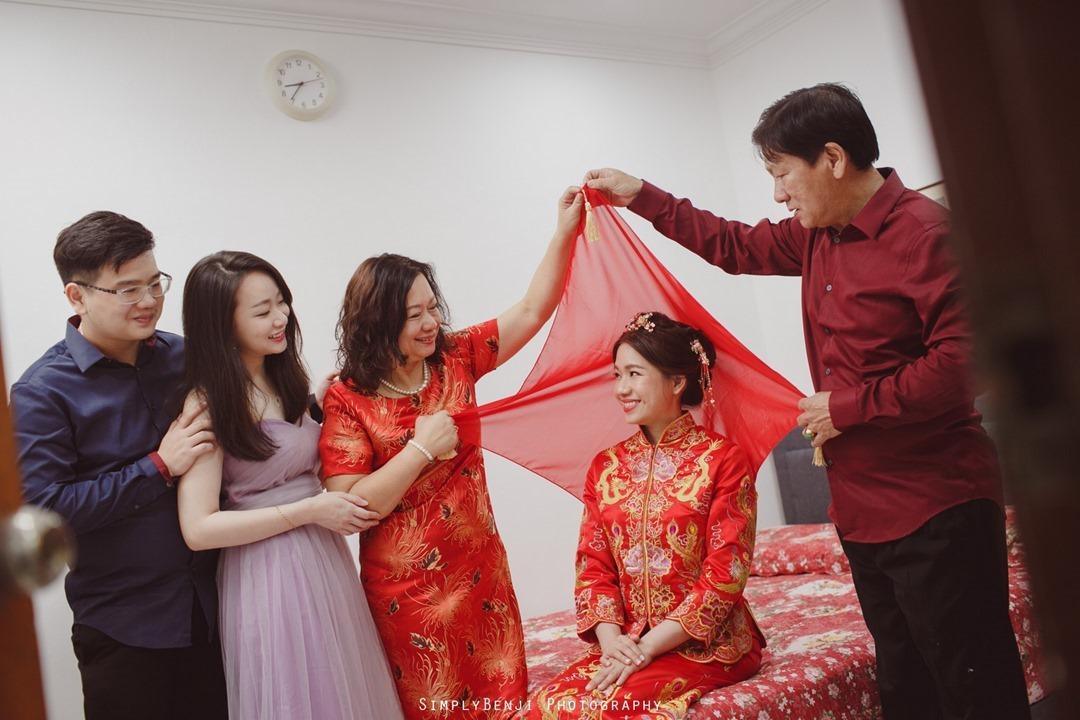 012_Chinese Wedding Gate Crashing at Petaling Jaya_013