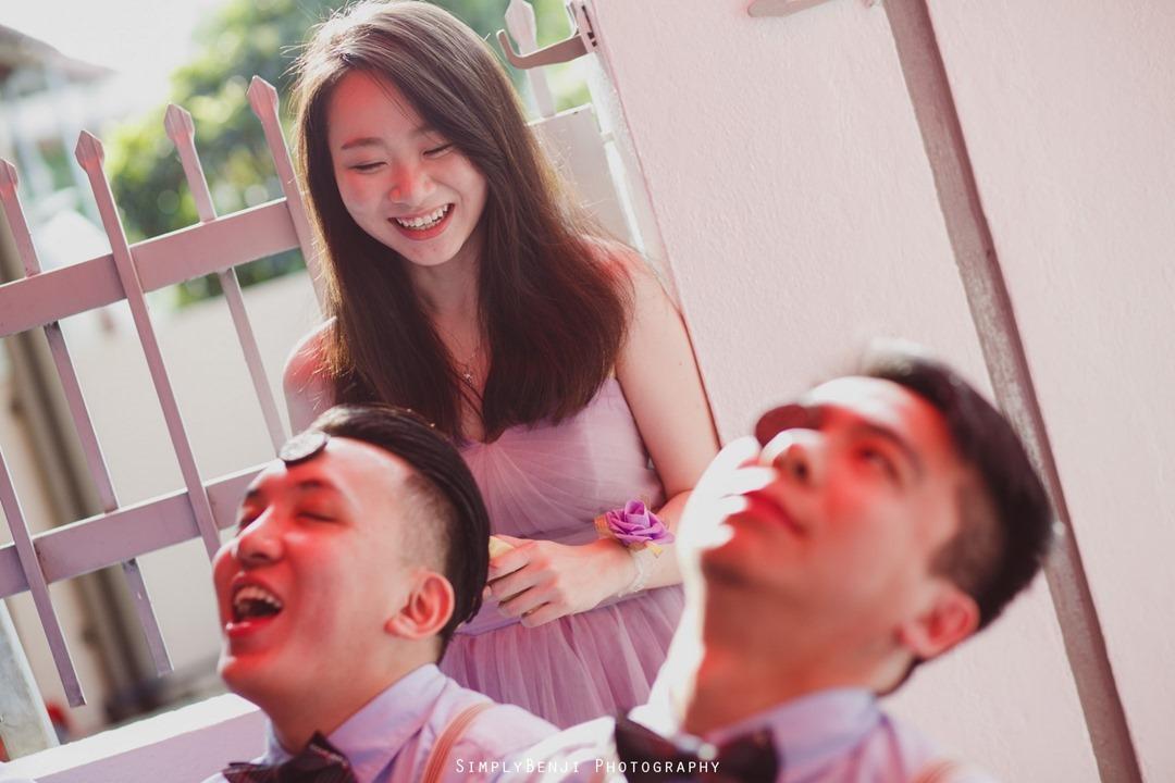 013_Chinese Wedding Gate Crashing at Petaling Jaya_014