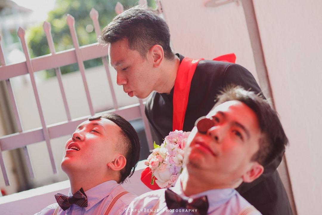 015_Chinese Wedding Gate Crashing at Petaling Jaya_016
