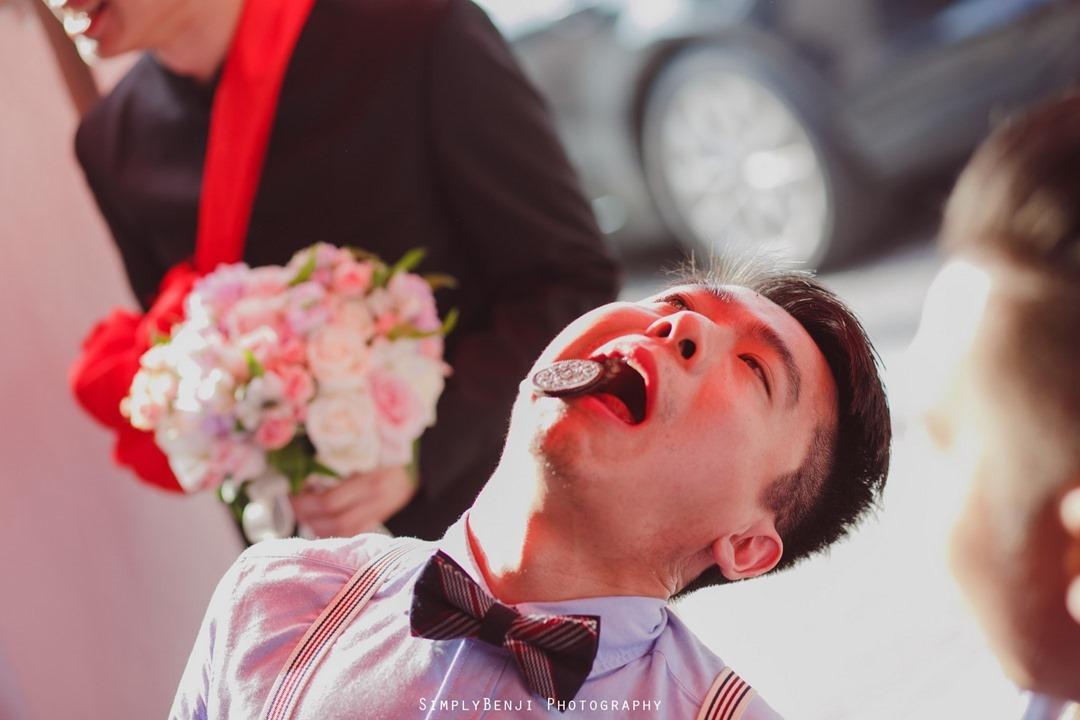 016_Chinese Wedding Gate Crashing at Petaling Jaya_017