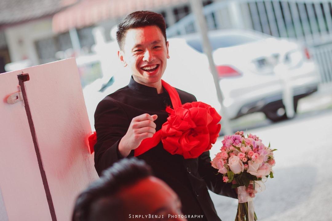 017_Chinese Wedding Gate Crashing at Petaling Jaya_018
