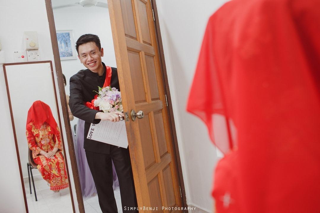 020_Chinese Wedding Gate Crashing at Petaling Jaya_021