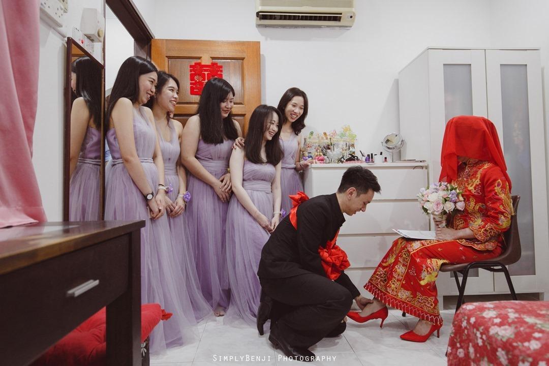 021_Chinese Wedding Gate Crashing at Petaling Jaya_022