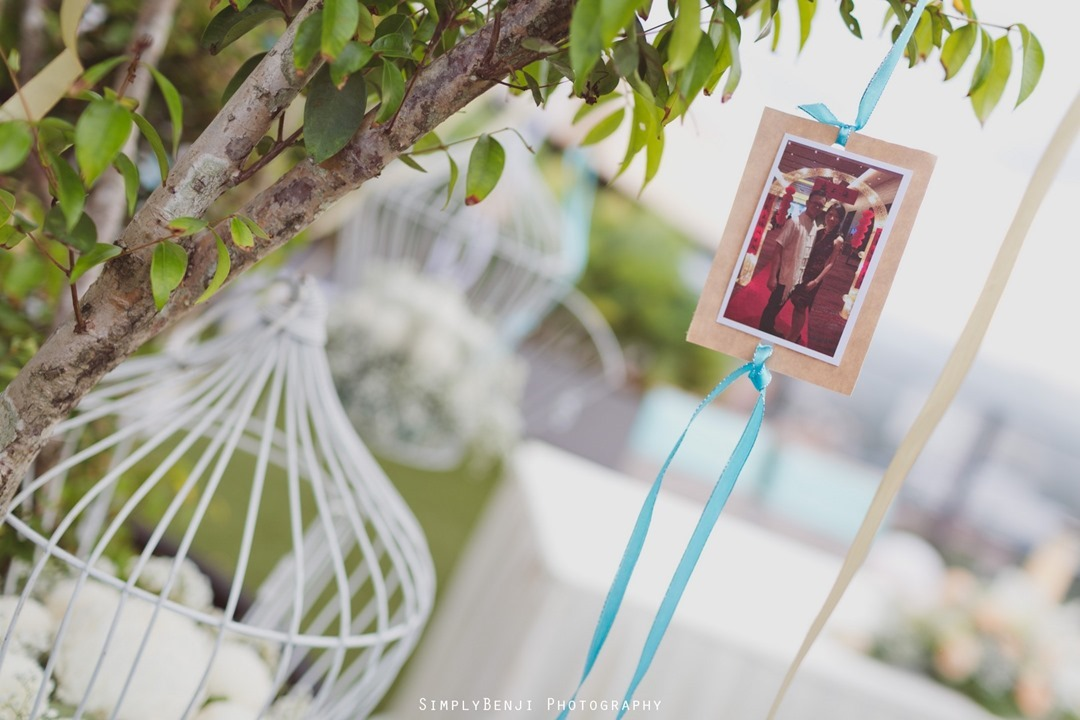 024_Buddhist Garden Style Rooftop Wedding Ceremony & Reception at WEIL Hotel Ipoh Tiffany Blue Theme Bridesmaids Dress Deco Details_00006