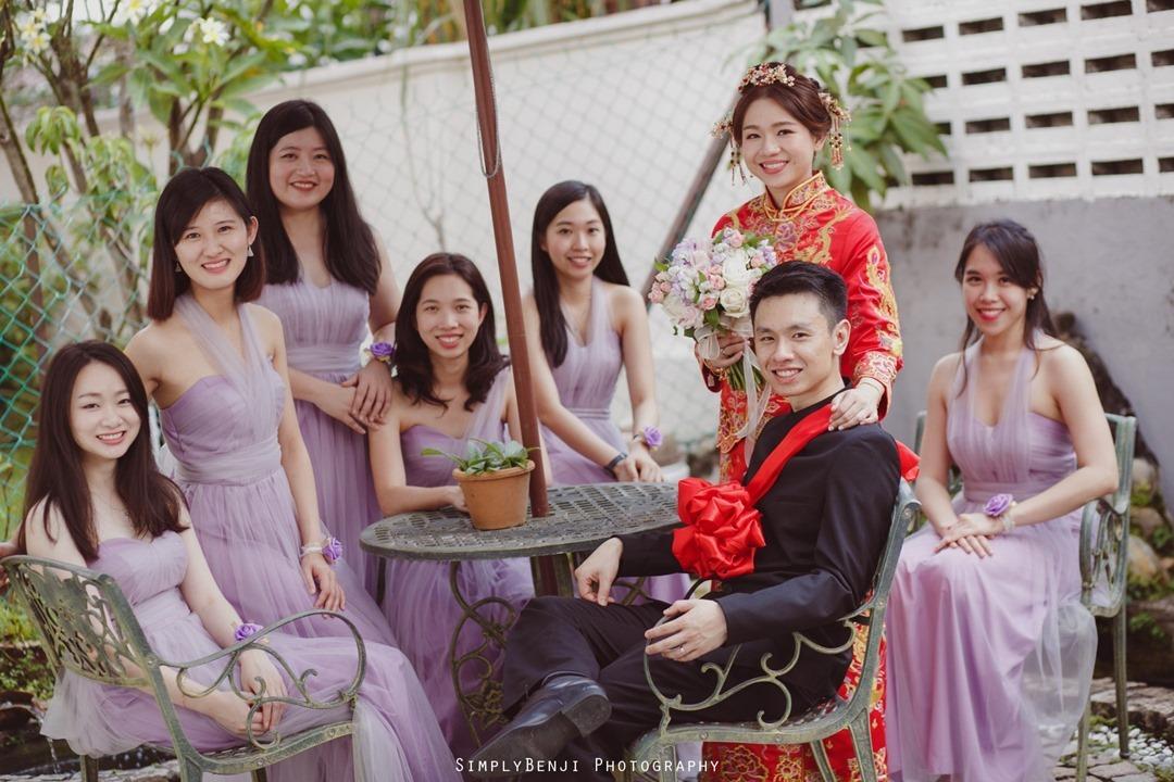 028_Chinese Wedding Gate Crashing at Petaling Jaya_029