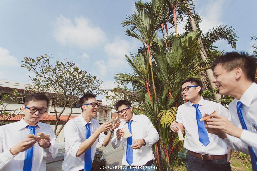 Chinese Wedding Gate Crashing at KL Bukit Bandaraya & Wedding Reception at Aloft Kuala Lumpur Sentral_10