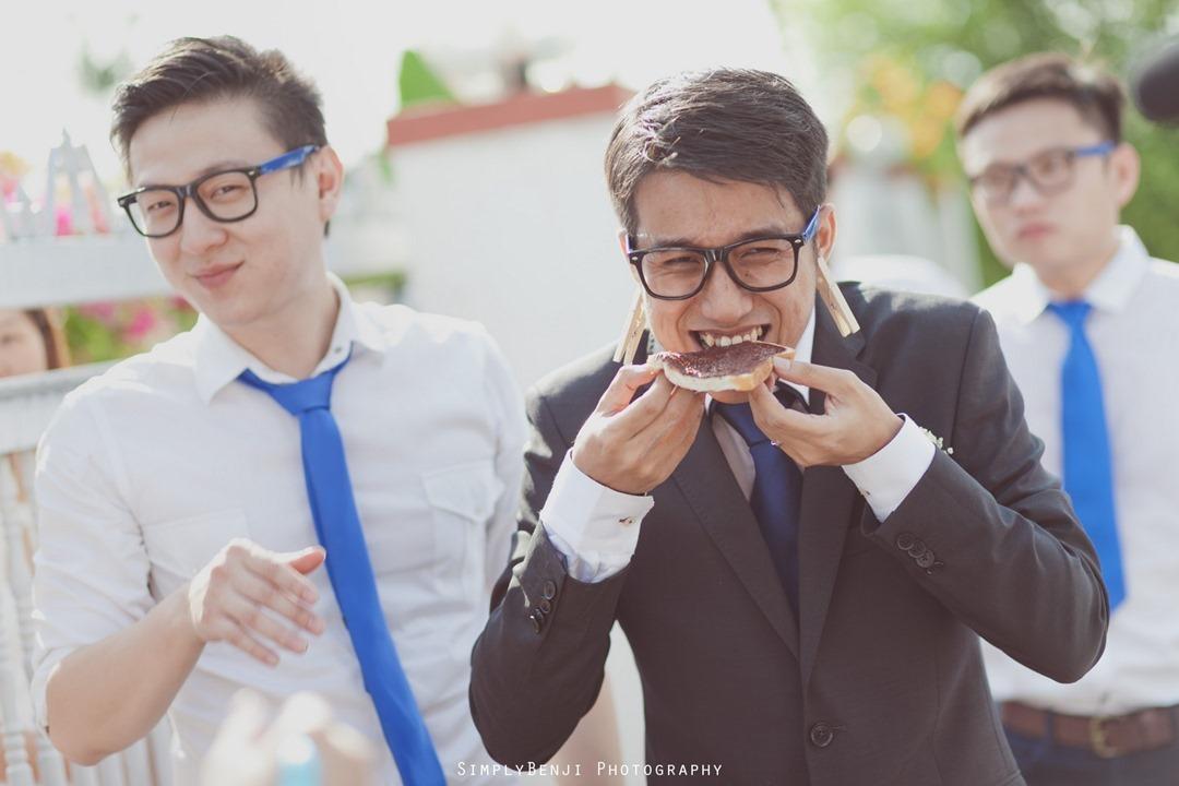 Chinese Wedding Gate Crashing at KL Bukit Bandaraya & Wedding Reception at Aloft Kuala Lumpur Sentral_11