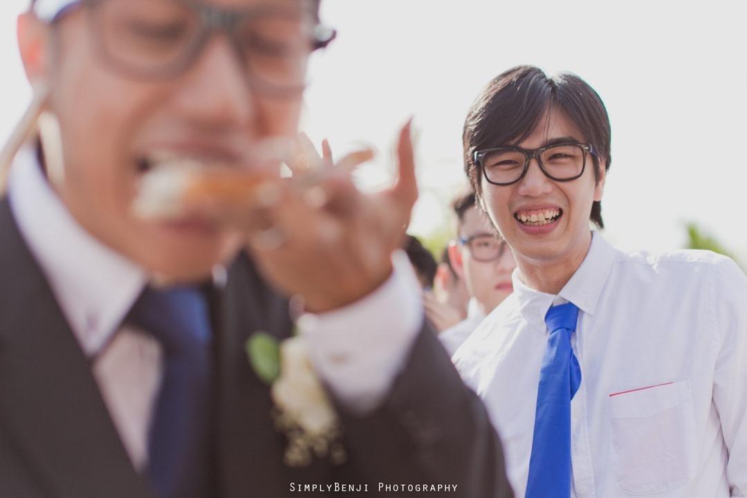 Chinese Wedding Gate Crashing at KL Bukit Bandaraya & Wedding Reception at Aloft Kuala Lumpur Sentral_12