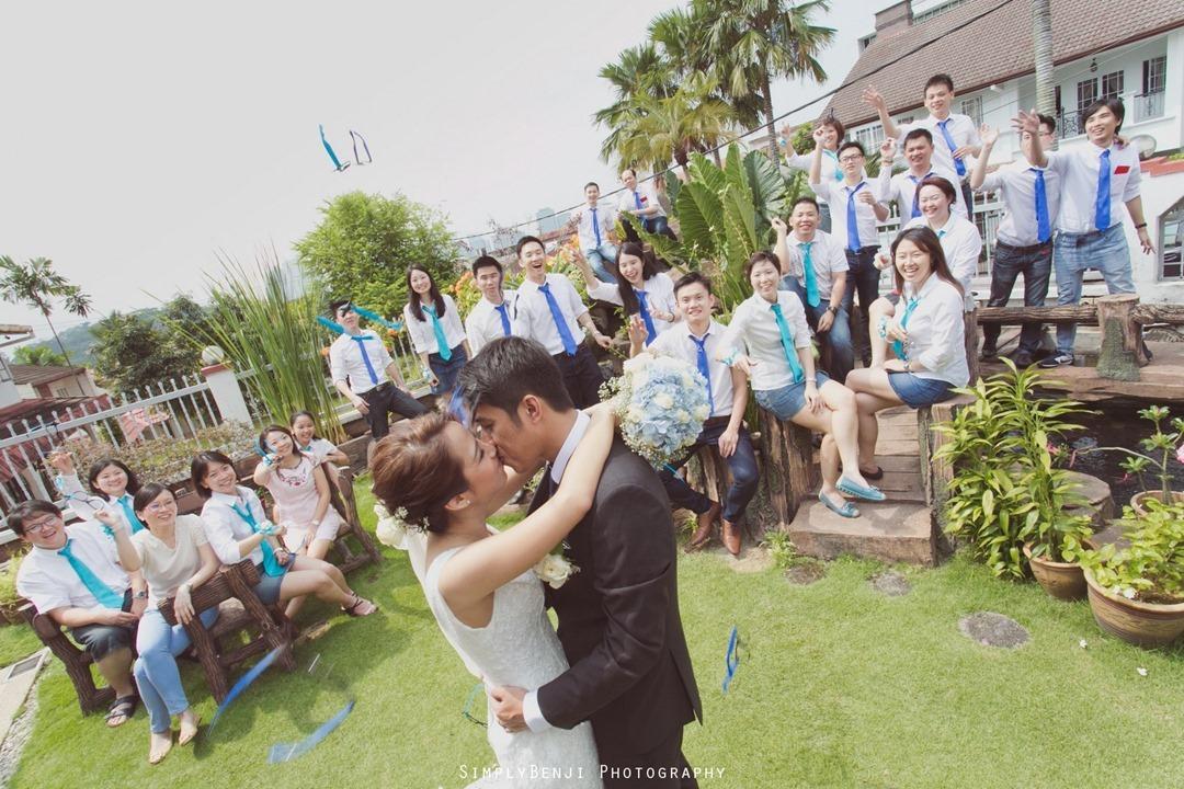 Chinese Wedding Gate Crashing at KL Bukit Bandaraya & Wedding Reception at Aloft Kuala Lumpur Sentral_16