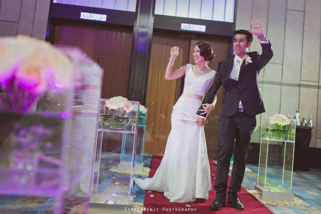 Chinese Wedding Gate Crashing at KL Bukit Bandaraya & Wedding Reception at Aloft Kuala Lumpur Sentral_27