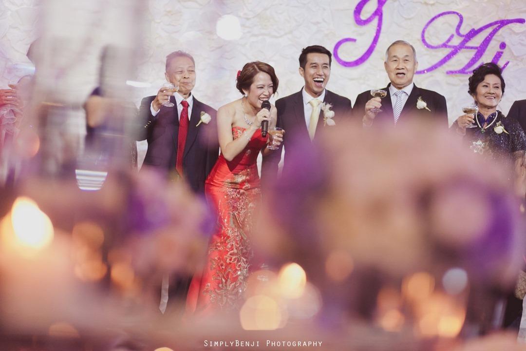 Chinese Wedding Gate Crashing at KL Bukit Bandaraya & Wedding Reception at Aloft Kuala Lumpur Sentral_36