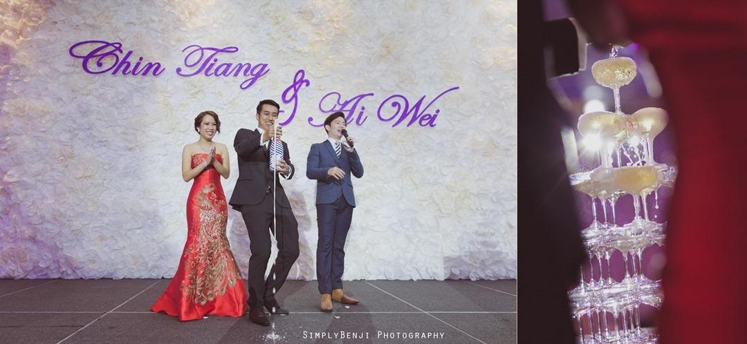 Chinese Wedding Gate Crashing at KL Bukit Bandaraya & Wedding Reception at Aloft Kuala Lumpur Sentral_45