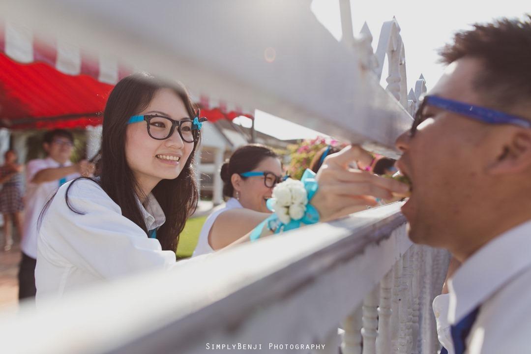 Chinese Wedding Gate Crashing at KL Bukit Bandaraya & Wedding Reception at Aloft Kuala Lumpur Sentral_8