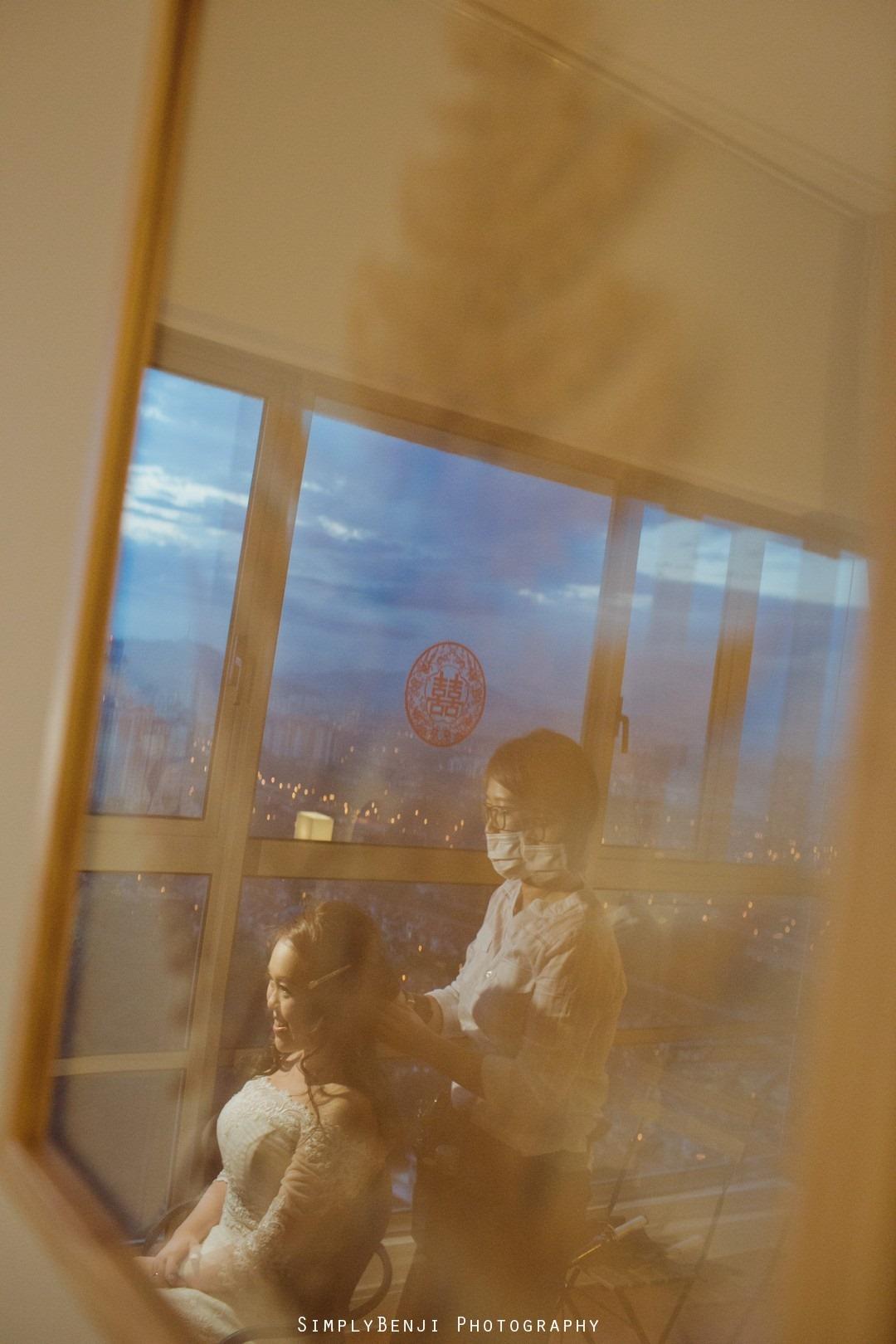 Chinese Wedding Gate Crashing at KM1 East Condominium & Wedding Reception at Concorde Hotel Kuala Lumpur_00003