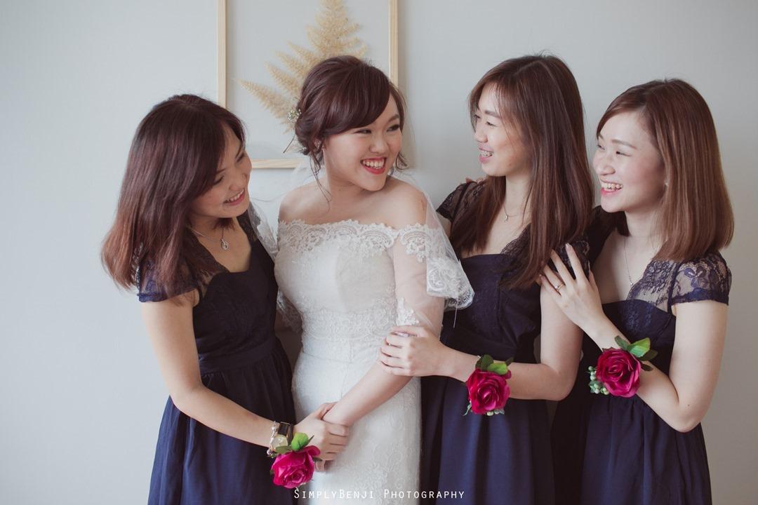 Chinese Wedding Gate Crashing at KM1 East Condominium & Wedding Reception at Concorde Hotel Kuala Lumpur_00005