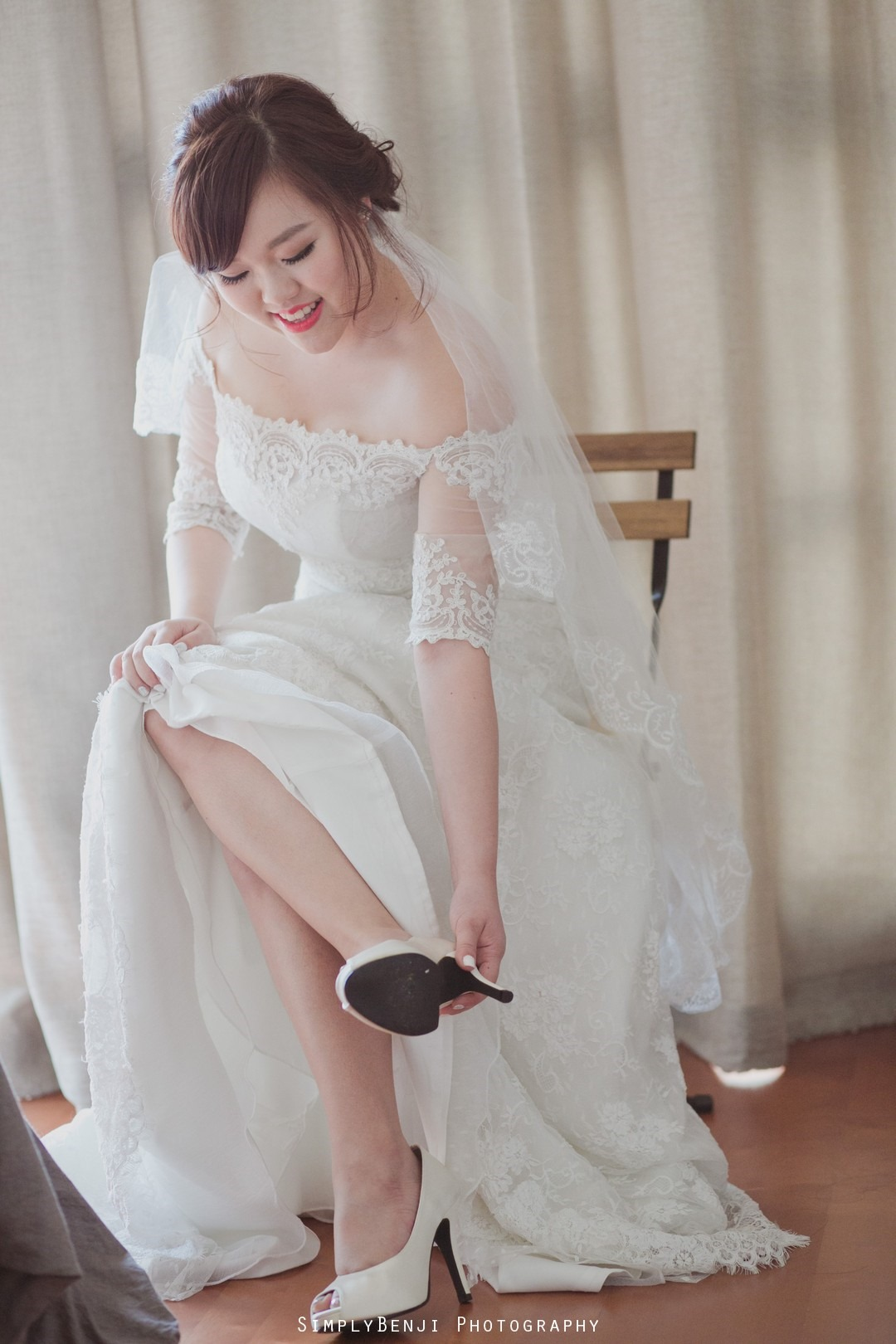 Chinese Wedding Gate Crashing at KM1 East Condominium & Wedding Reception at Concorde Hotel Kuala Lumpur_00007
