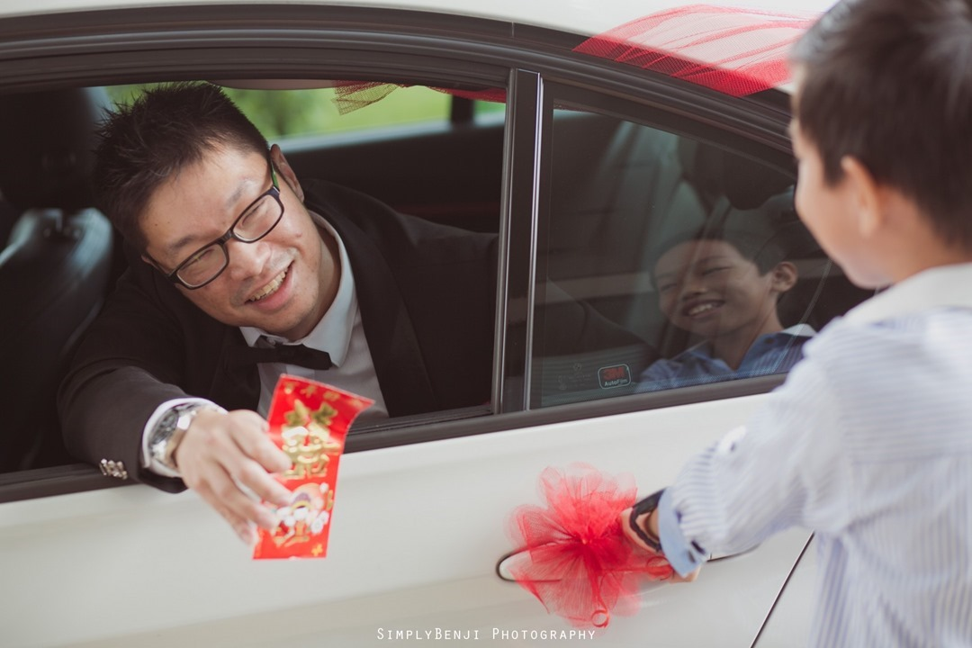 Chinese Wedding Gate Crashing at KM1 East Condominium & Wedding Reception at Concorde Hotel Kuala Lumpur_00012
