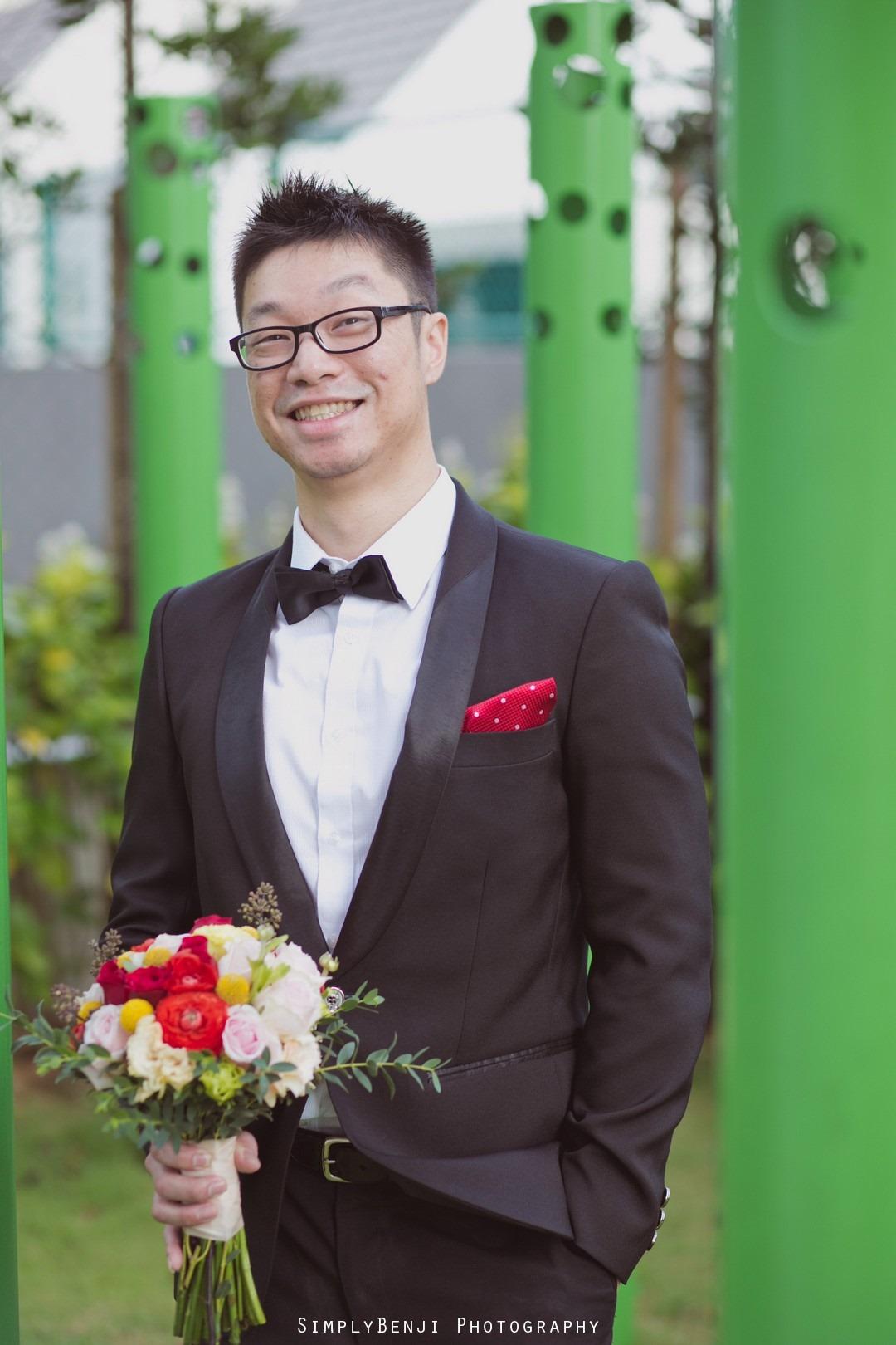 Chinese Wedding Gate Crashing at KM1 East Condominium & Wedding Reception at Concorde Hotel Kuala Lumpur_00014