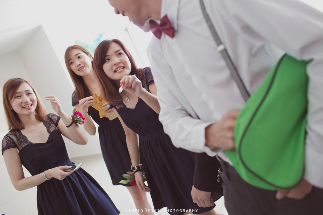 Chinese Wedding Gate Crashing at KM1 East Condominium & Wedding Reception at Concorde Hotel Kuala Lumpur_00016