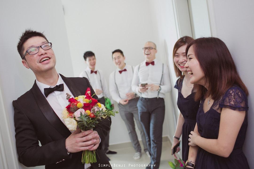 Chinese Wedding Gate Crashing at KM1 East Condominium & Wedding Reception at Concorde Hotel Kuala Lumpur_00021