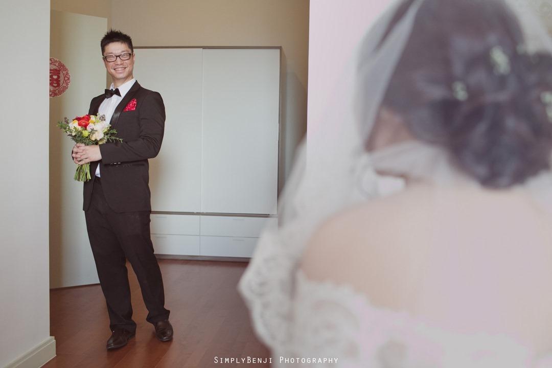 Chinese Wedding Gate Crashing at KM1 East Condominium & Wedding Reception at Concorde Hotel Kuala Lumpur_00023