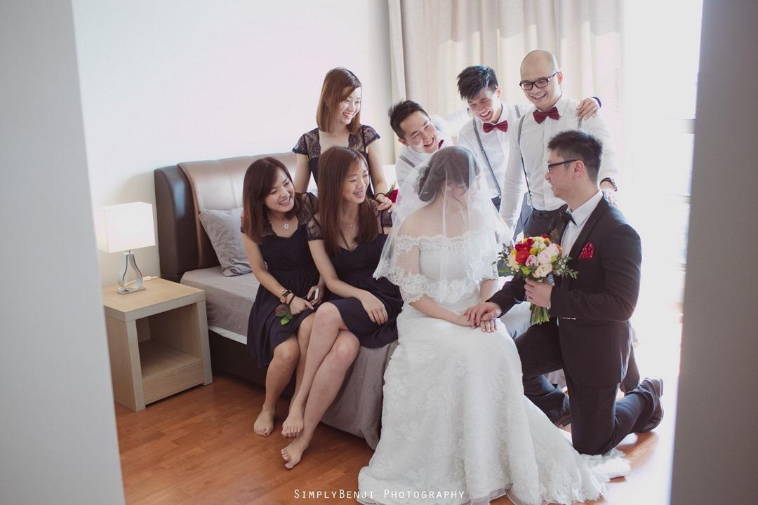 Chinese Wedding Gate Crashing at KM1 East Condominium & Wedding Reception at Concorde Hotel Kuala Lumpur_00024