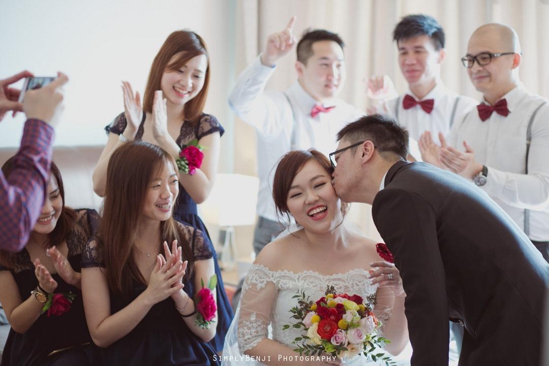 Chinese Wedding Gate Crashing at KM1 East Condominium & Wedding Reception at Concorde Hotel Kuala Lumpur_00025