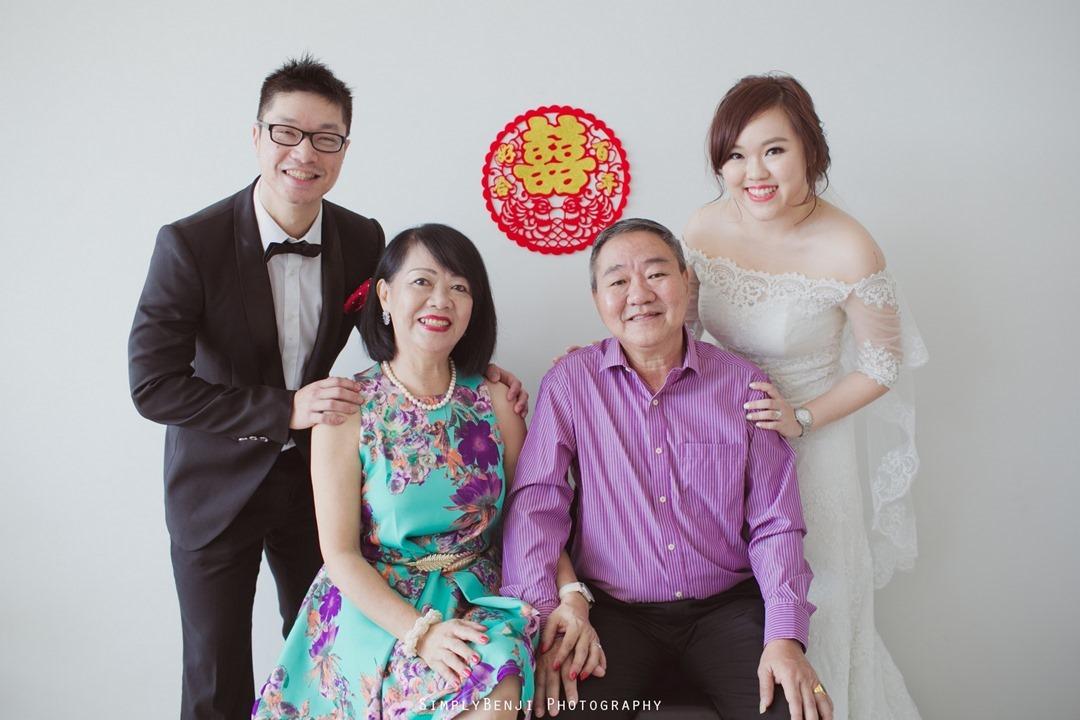 Chinese Wedding Gate Crashing at KM1 East Condominium & Wedding Reception at Concorde Hotel Kuala Lumpur_00026
