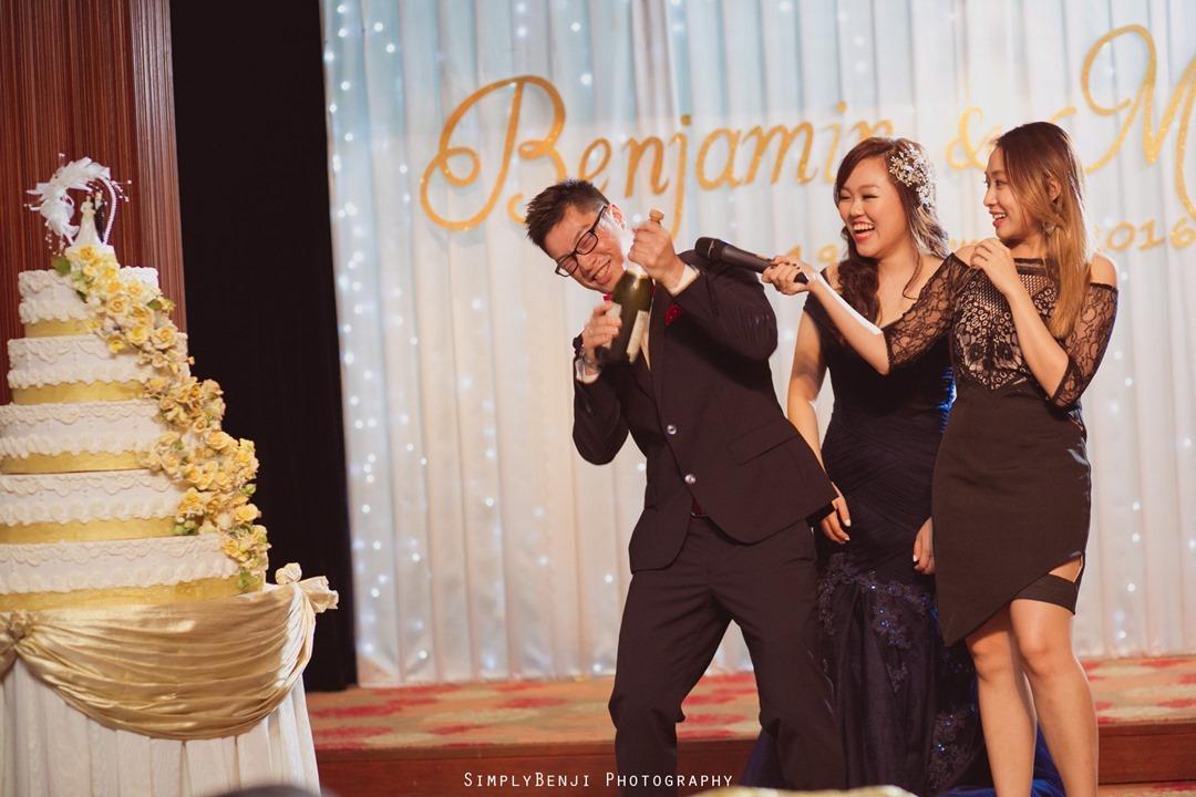 Chinese Wedding Gate Crashing at KM1 East Condominium & Wedding Reception at Concorde Hotel Kuala Lumpur_00041