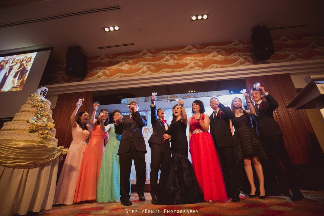 Chinese Wedding Gate Crashing at KM1 East Condominium & Wedding Reception at Concorde Hotel Kuala Lumpur_00043