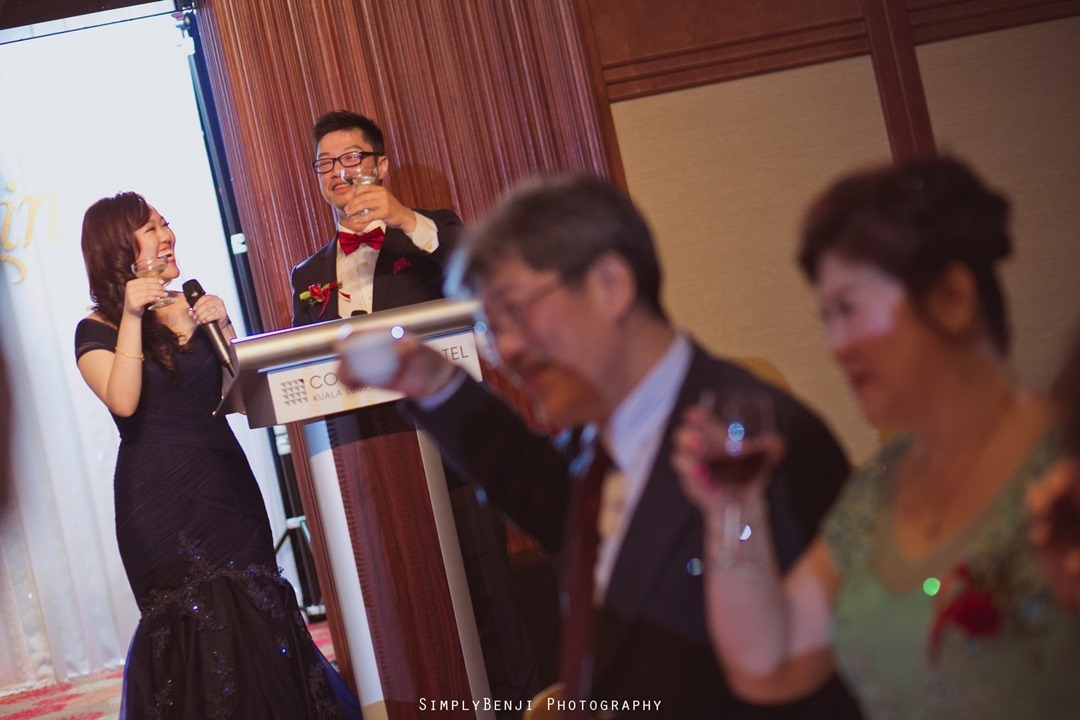 Chinese Wedding Gate Crashing at KM1 East Condominium & Wedding Reception at Concorde Hotel Kuala Lumpur_00046