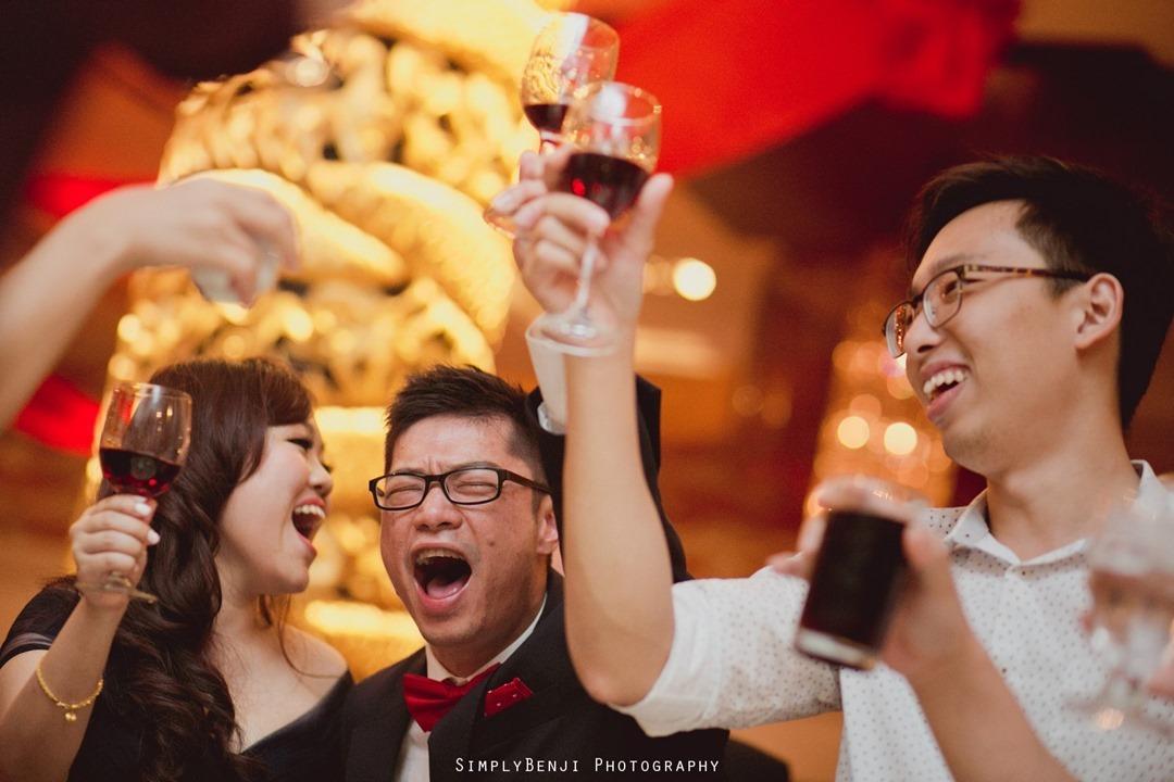 Chinese Wedding Gate Crashing at KM1 East Condominium & Wedding Reception at Concorde Hotel Kuala Lumpur_00050