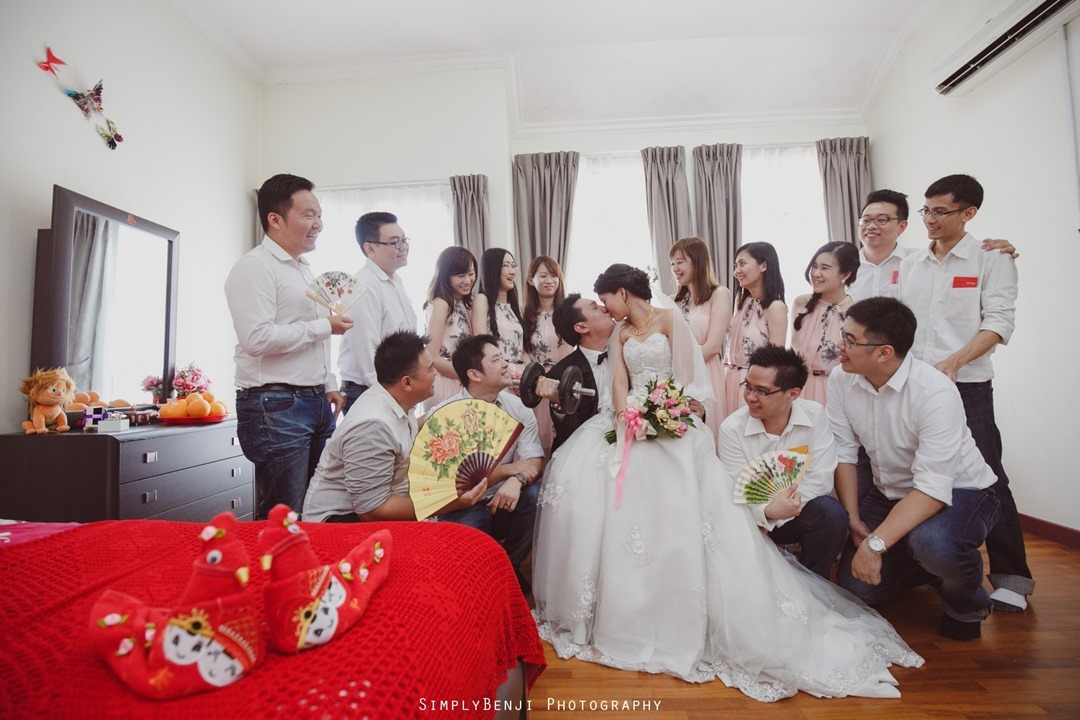 Chinese Wedding Gate Crashing at Petaling Jaya Surian Residences Mutiara Damansara & Wedding Reception at Concorde Hotel Kuala Lumpur_00018