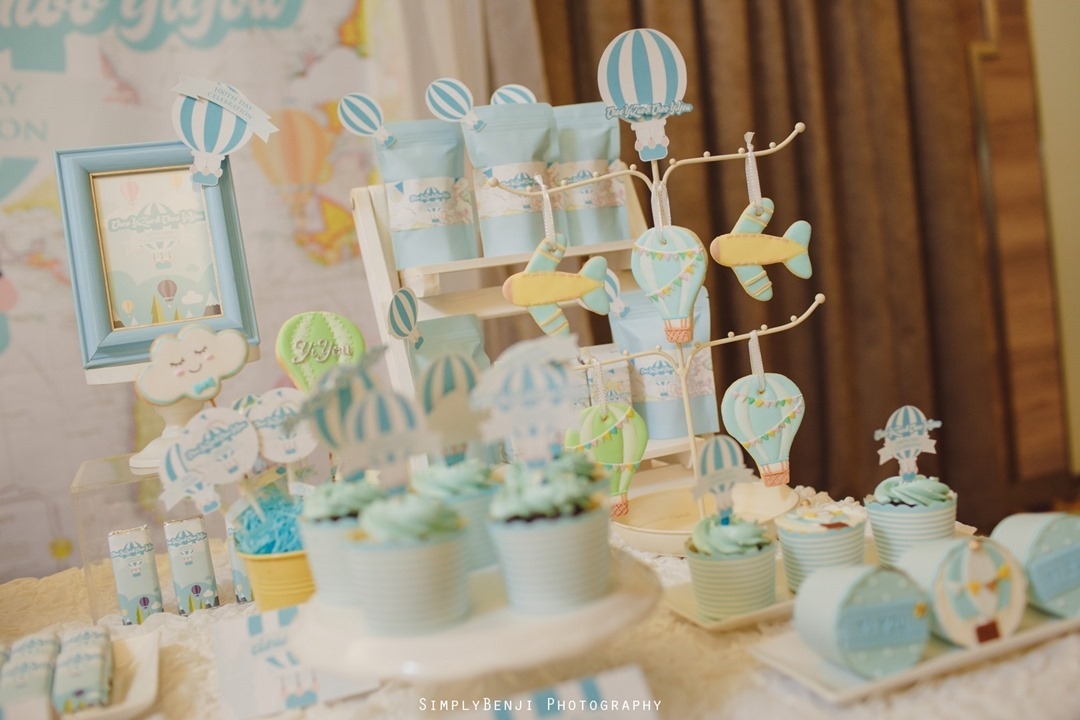 New Born 100 Days Celebration Party at  The Boulevard Hotel Kuala Lumpur_00004