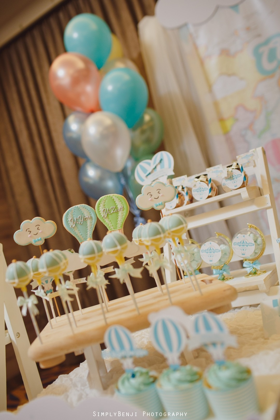 New Born 100 Days Celebration Party at  The Boulevard Hotel Kuala Lumpur_00015