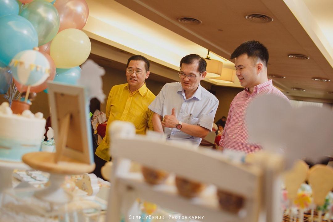 New Born 100 Days Celebration Party at  The Boulevard Hotel Kuala Lumpur_00016